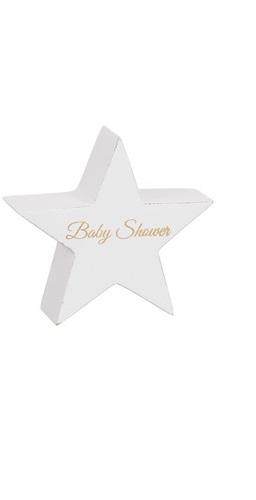 Babyshower stjärna från Different Design