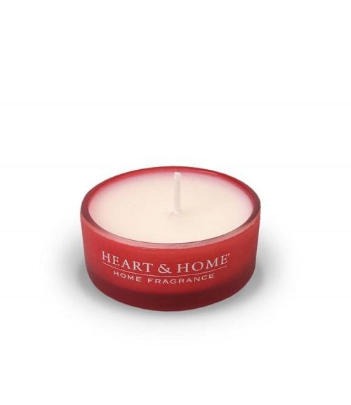 XXL värmeljus Rubin Granatäpple från Heart & Home