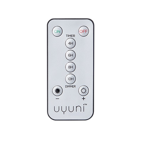 Fjärrkontroll till Uyuni ljus från Uyuni