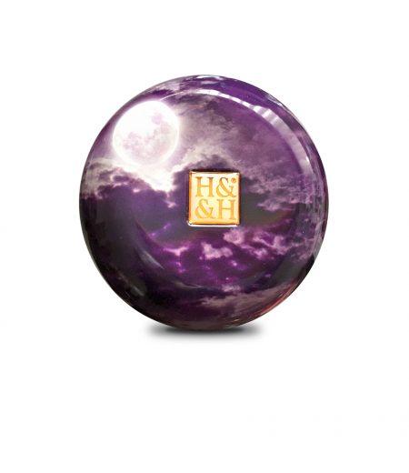 violettmånelock
