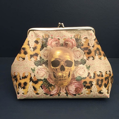 Cosmeticbag   Necessär Leopard Deluxe från Van Asch 913e367c69581