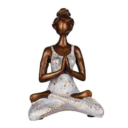 Yogakvinna från Different Design